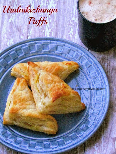 Urulai Puffs / Potato puffs