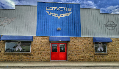 Purifoy Chevrolet Corvettes and Coffee October 8, 2016