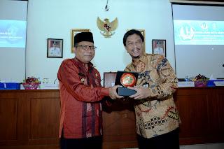 Kanwil DJP Sumsel  Kerjasama Dengan Pemerintah Kabupaten Bangka
