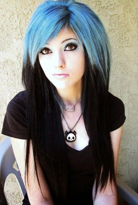 Black N Blue Hairstyles The Haircut Web