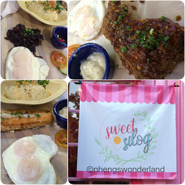 Food Alley: Sweet Silog