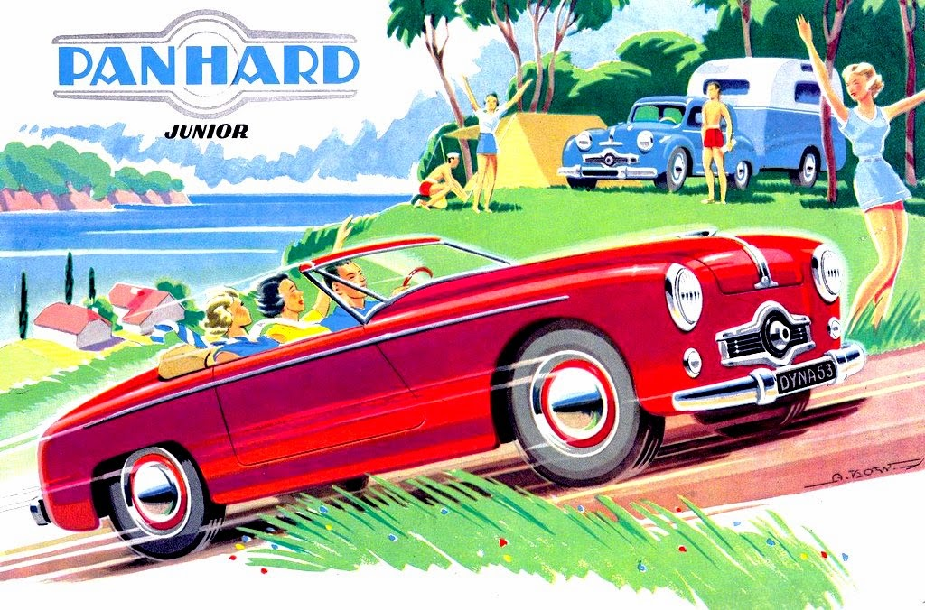 42 Interesting Vintage Automobile Ads in the Last Decades ~ vintage ...