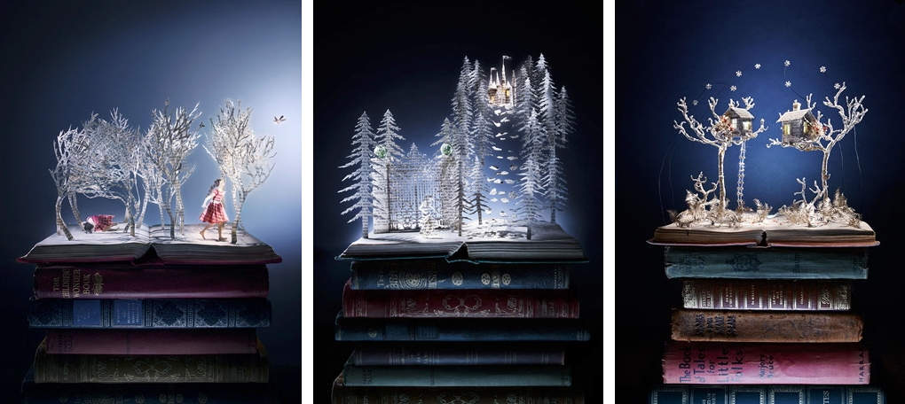 18-Various-Su-Blackwell-Book-Fairy-Tale-Sculptures-www-designstack-co