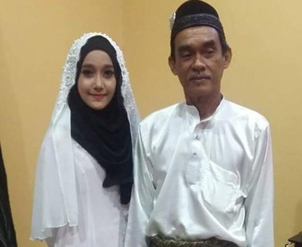 PANAS! Perkahwinan Dengan Gadis 18 Tahun Dipertikai, Kali Ini Giliran Suami Pula 'Buka Mulut'