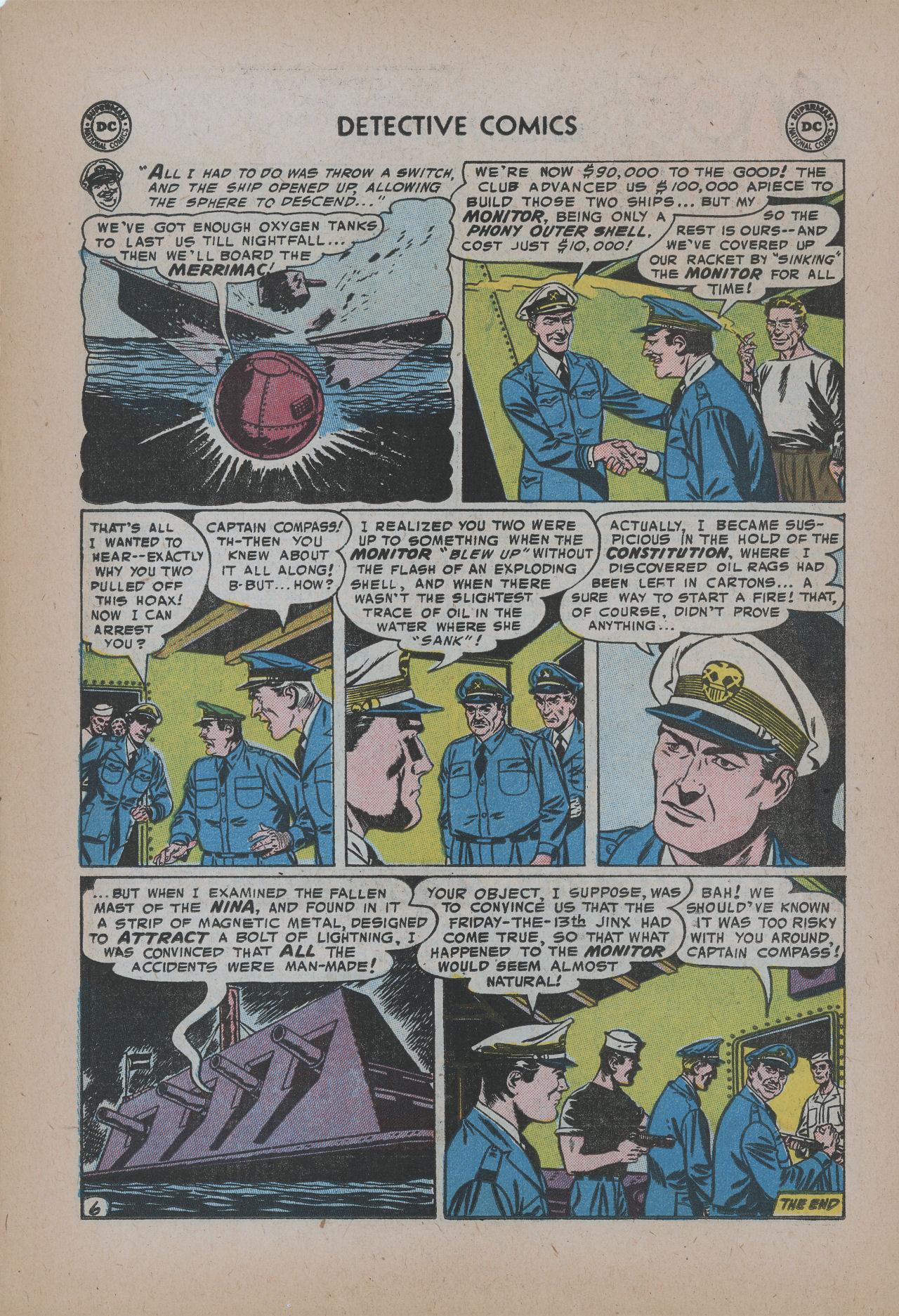 Detective Comics (1937) 221 Page 21