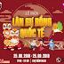 Không khí sôi động của lễ hội Lân Sư Rồng quốc tế tại Đà Nẵng