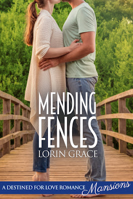 Heidi Reads... Mending Fences by Lorin Grace