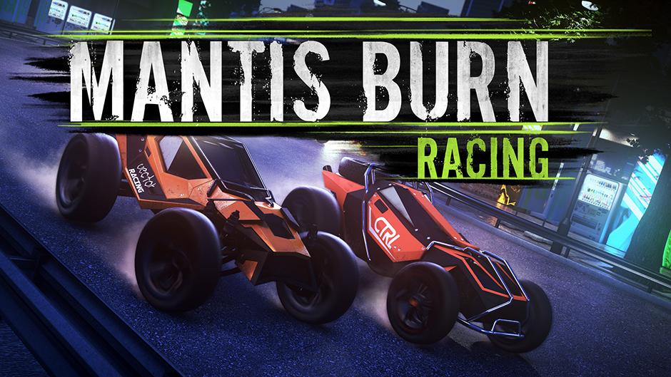 Ps Racing Games Purple Car