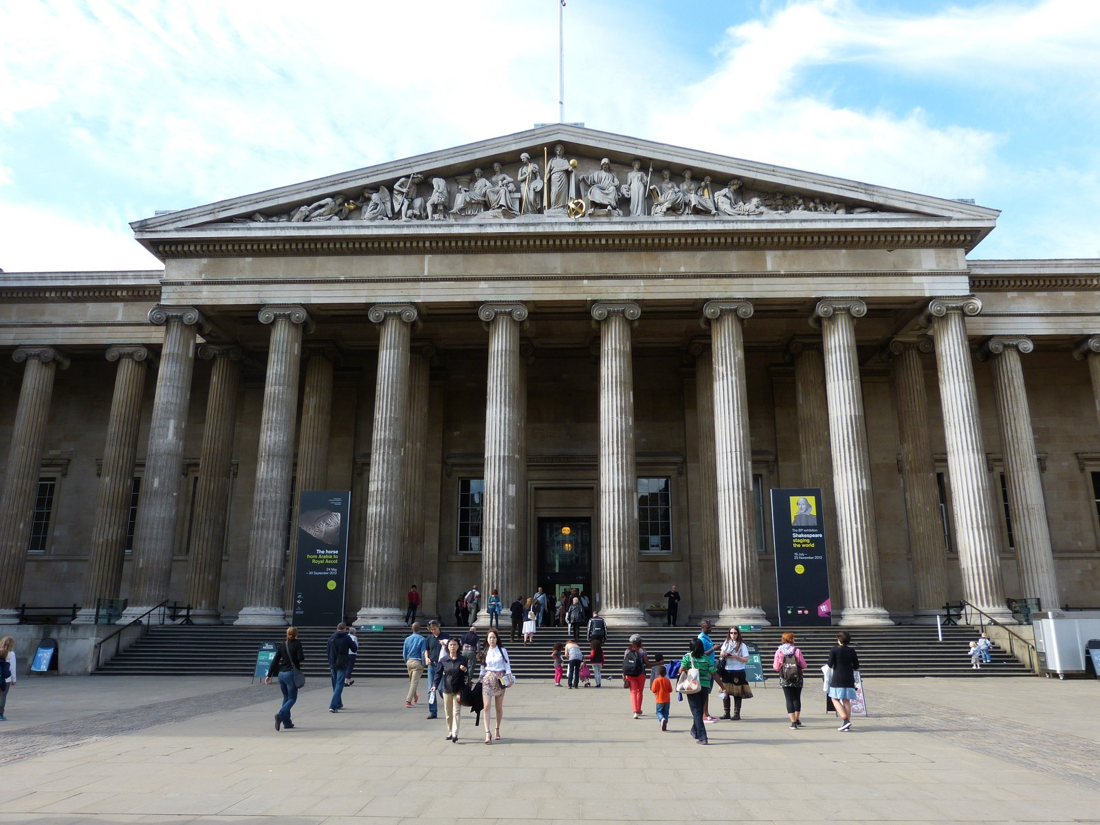 Regency History: The history of the British Museum