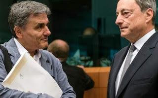 Τι κρύβει η κόντρα Τσακαλώτου-Ντράγκι - Το «θερμό επεισόδιο» στο Eurogroup