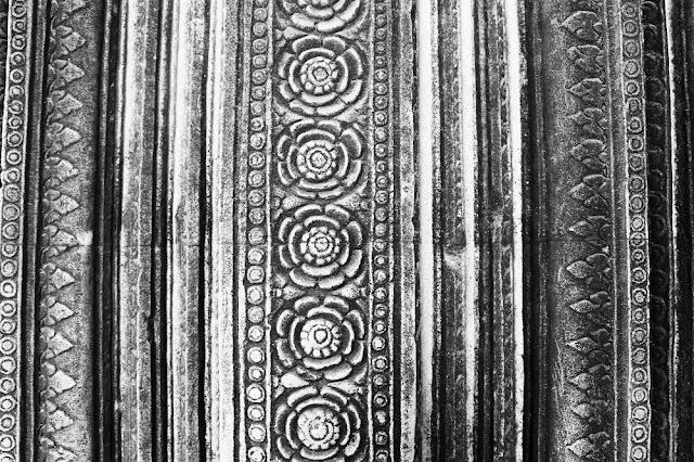 Angkor stone carvings, Siem Reap, Cambodia - Asia travel blog