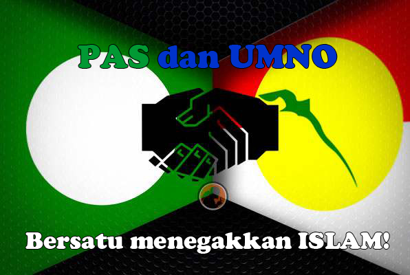 Image result for pas umno bersatu