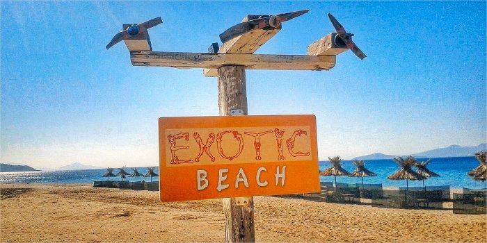 Spiaggia naturista Kos Grecia
