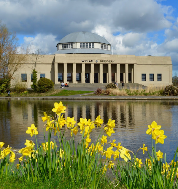 Exhibition Park Newcastle | Wylam brewery exterior