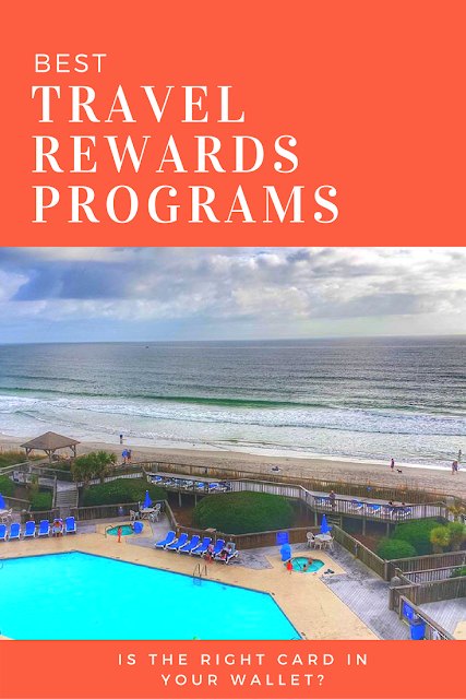 What are the Best Travel Reward Programs