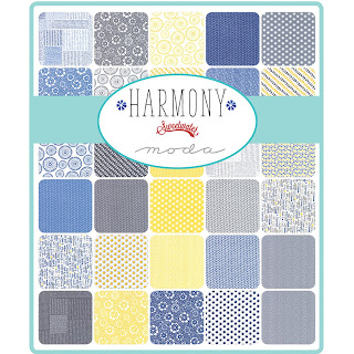 Moda Harmony Fabric by Sweetwater for Moda Fabrics
