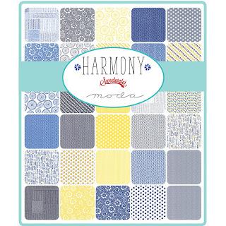 Moda Harmony Fabric by Sweetwater for Moda Fabrics