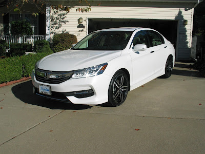 Honda Accord Sport V6 Price