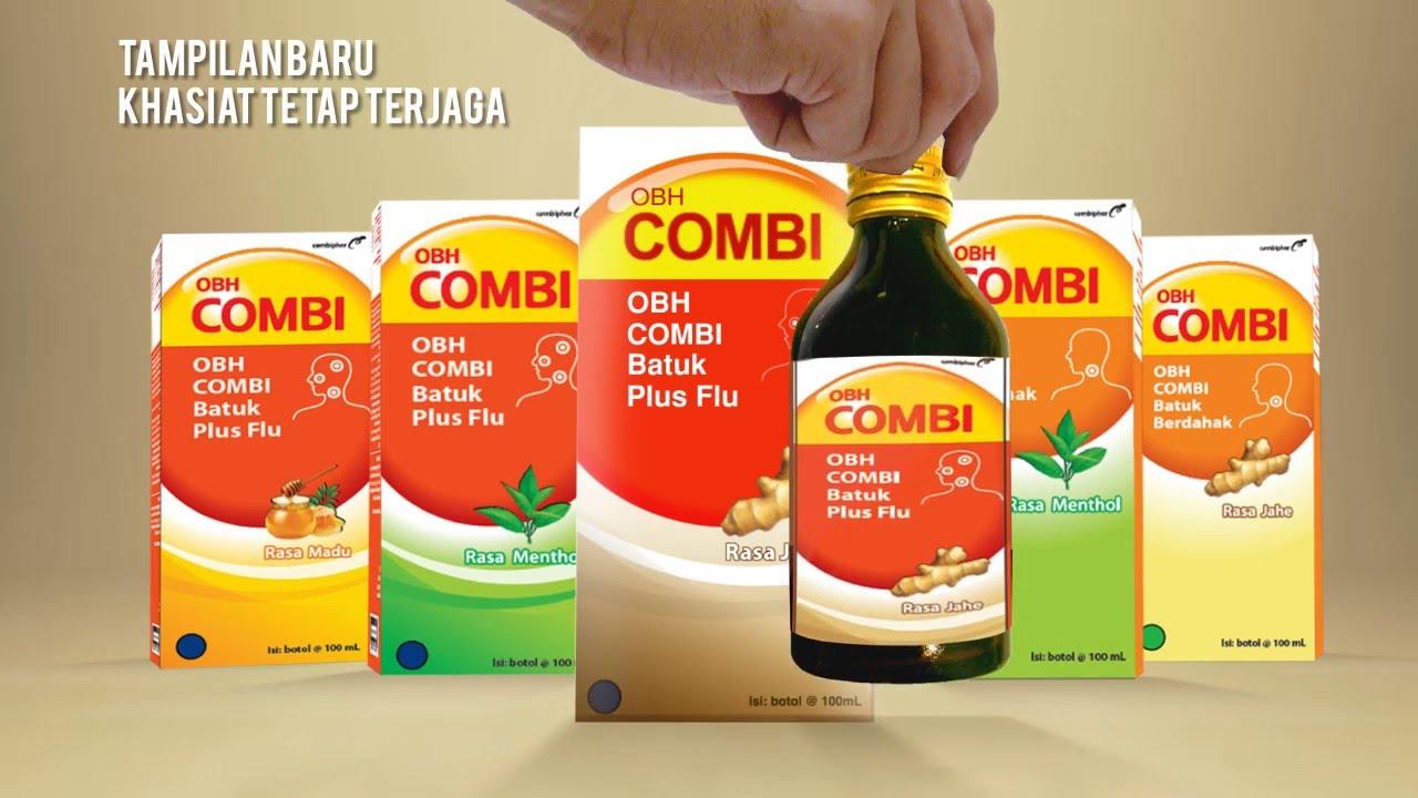 Jual Combi Obh Batuk Flu Anak Orange 60 Ml Obat Plus