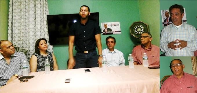 Diputado electo Amarante García agradece apoyo de mocanos en la diáspora y expone agenda
