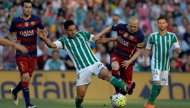 Barcelona vs Real Betis en vivo