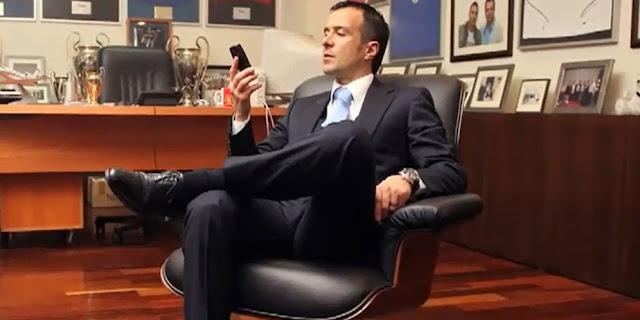 SBOBETASIA - Agen Ronaldo Temui Perwakilan Barcelona