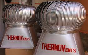 TURBIN VENTILATOR THERMOVENTS