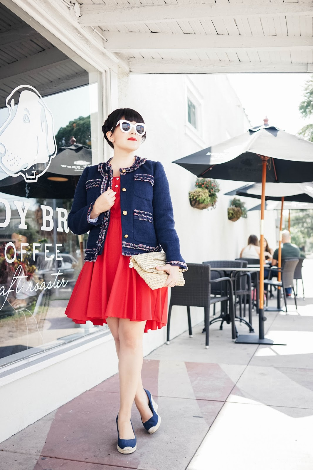 Two Ways to Style a Lady Jacket