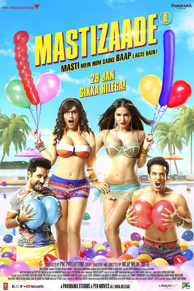 Mastizaade (2016) Movie Poster No. 1