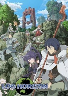 Baixar Log Horizon Legendado Completo no MEGA