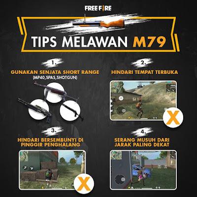 Mengapa Garena Tidak Menghapus Senjata M79 Grenade Launcher