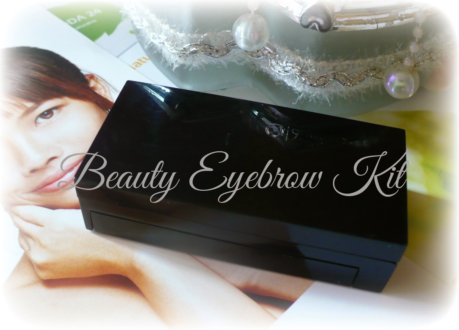 Beauty Eyebrow Kit :)