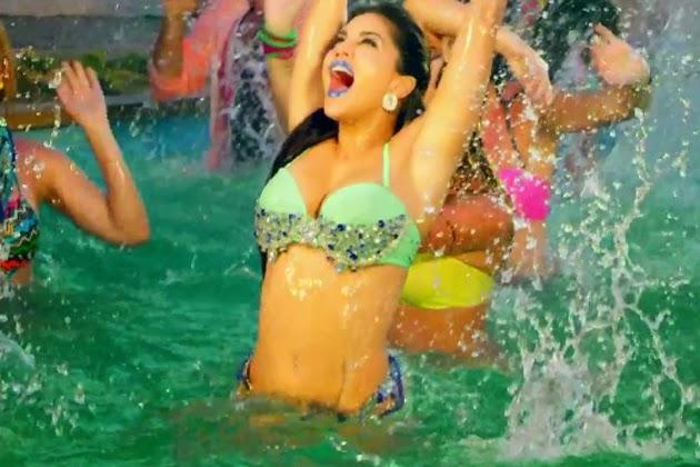Paani Wala Dance - Sunny Leone