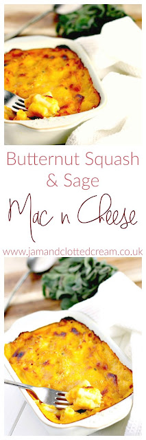 Butternut Squash Macaroni Cheese