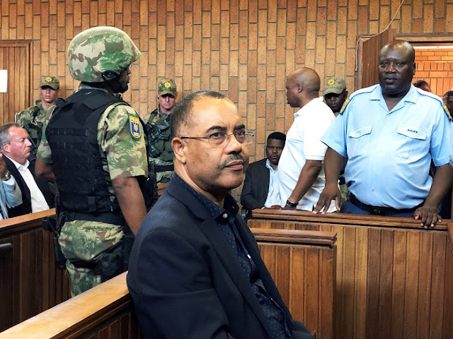 Mozambique's Ex-finance Minister His Extradition On Hold