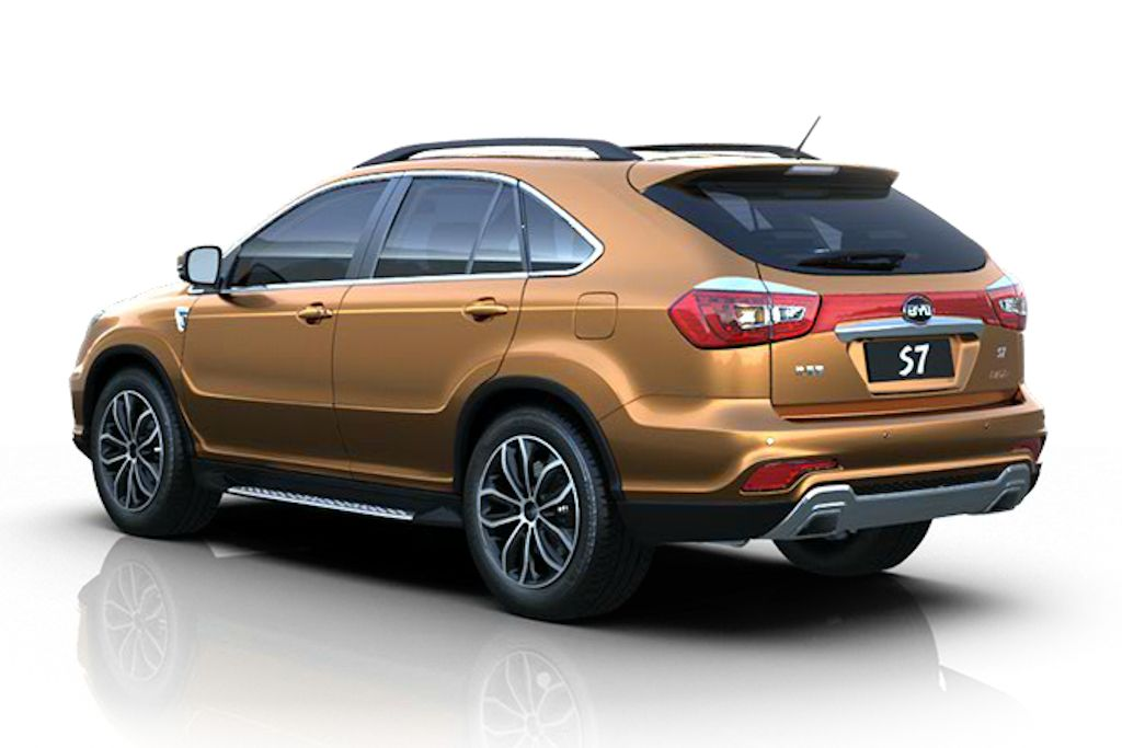 Byd Philippines Launches The S7 A 7 Seater Luxury