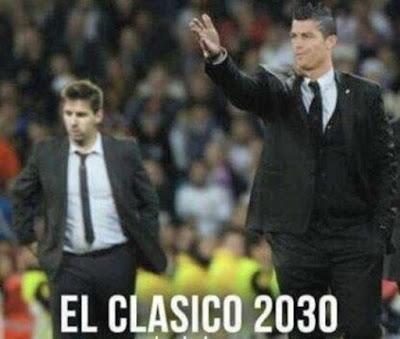 19 Meme Lucu ElClasico