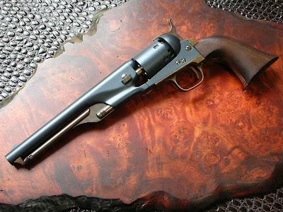 Best guns wallpapers: Colt M1861 Navy