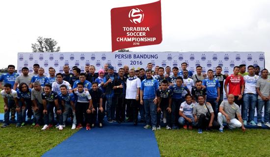 Jadwal Persib di TSC 2016