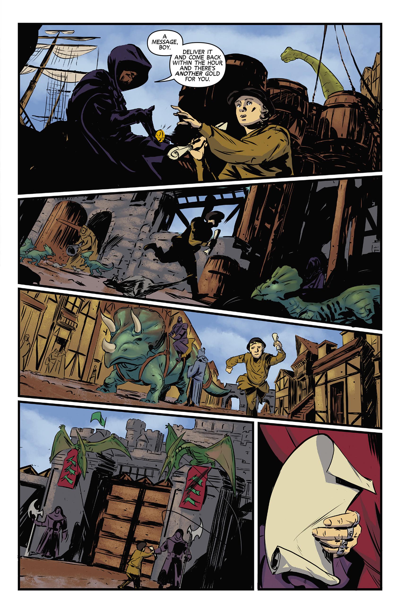 Read online Turok: Dinosaur Hunter (2014) comic -  Issue #9 - 23