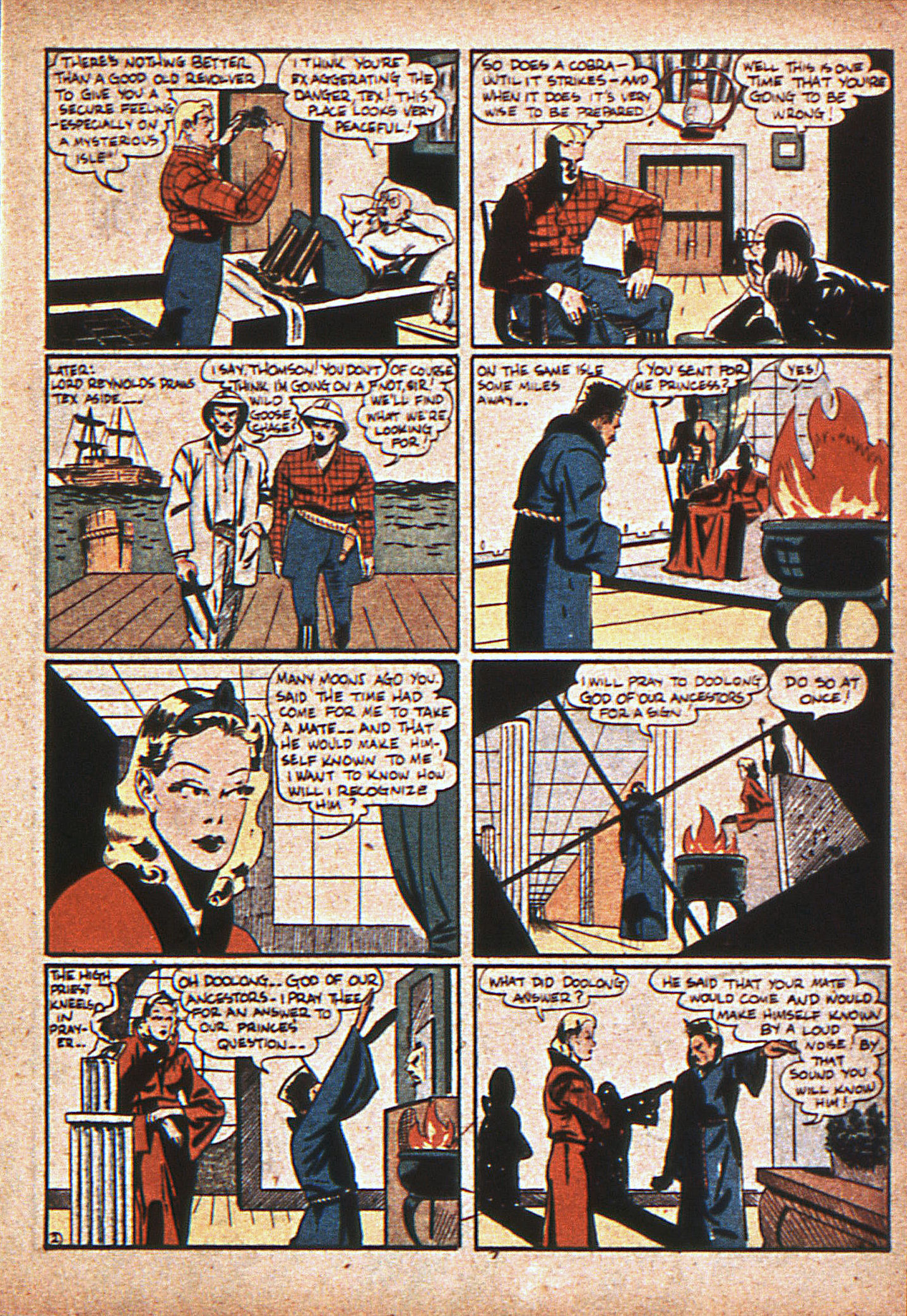 Action Comics (1938) 11 Page 37