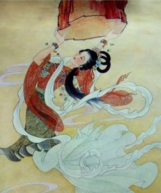 中華五千年神傳文化: 女媧補天