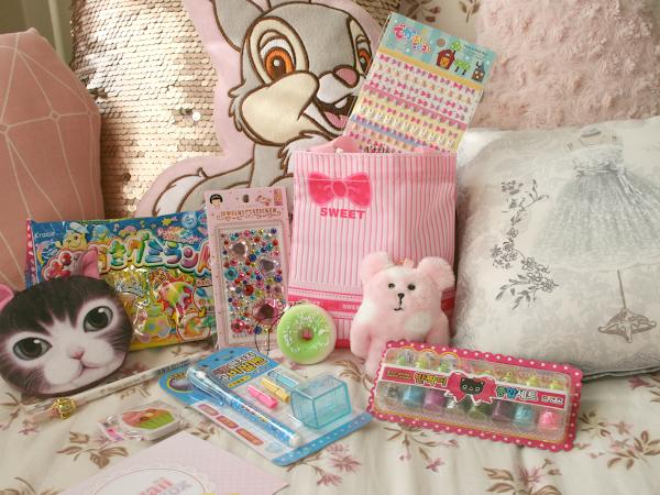 January Kawaii Box and Giveaway!