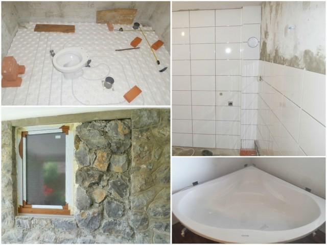 Uređenje kupaonice - proces preuređenja