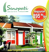 Senopati Estate Tambun Rumah Murah Tambun Bekasi 2017