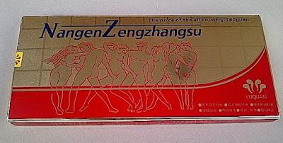 Khasiat NANGEN ZENGZHANGSU CAPSUL ASLI