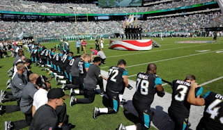 NFL not seeking mandate for players to stand during anthem