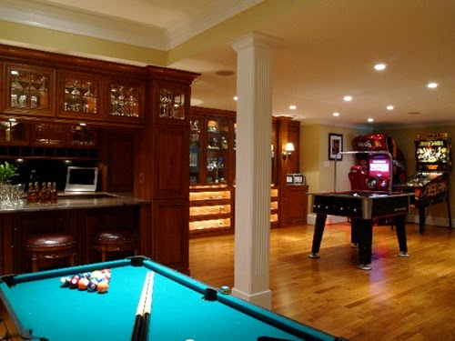 Recreation Room Amazing Design Ideas 8