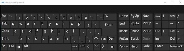 gunakan virtual keyboard untuk akses klikbca