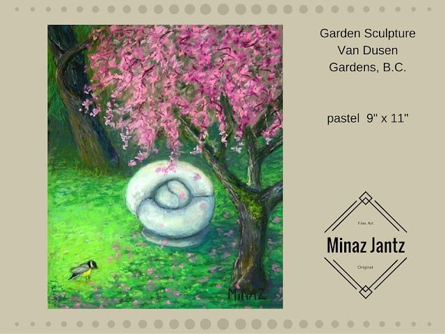 Garden Sculpture by Minaz Jantz